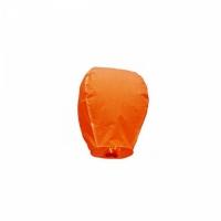 Небесный китайский фонарик - Бриллиант (оранжевый) 98х55х35см