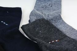 Носки для сурового мужика в металлической банке (набор 5 пар)