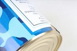 """Носки """"Неприкосновенный запас чистых носков"""" в металлической банке (набор 5 пар)"""