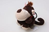 Обезьянка коричневая - игрушка (1шт) 3710