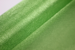 органза-снег в рулоне 70см*10м светло-зеленый №31 (мн)