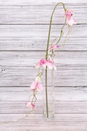 Орхидея ампельная розовая 100 см SUN423