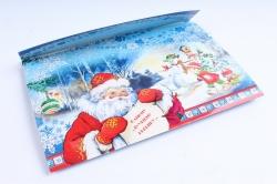 Открытка 38652 Письмо от Деда Мороза! 105*1964602560001105