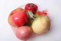 овощи/фрукты 8-9см в сетке микс