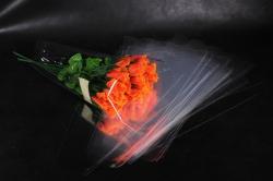 Пакет цветочный - Конус  (40x25x7)  б/р