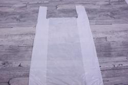 пакет майка белая 35*60см
