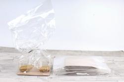 """Пакет на дне МДФ """"строчка"""" №2 (дно 11*17; выс.54,5см) (12шт в уп) МДФ 3мм, ПкМДФ12-00-0000"""