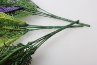 папартник цветы букет в ассортименте 30см