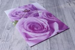 """Папка """"Свидетельство о заключении брака """"Розы"""" 19020"""