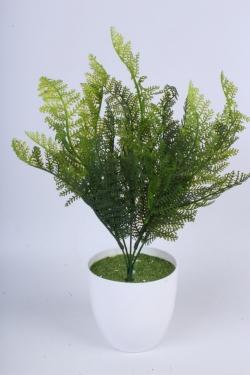 Папоротник 40 см - Искусственное растение