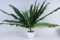 Папоротник  куст 80 см - Искусственное растение