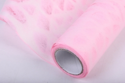 парафиновая рисовая бумага aw-06 (светло-розовый)