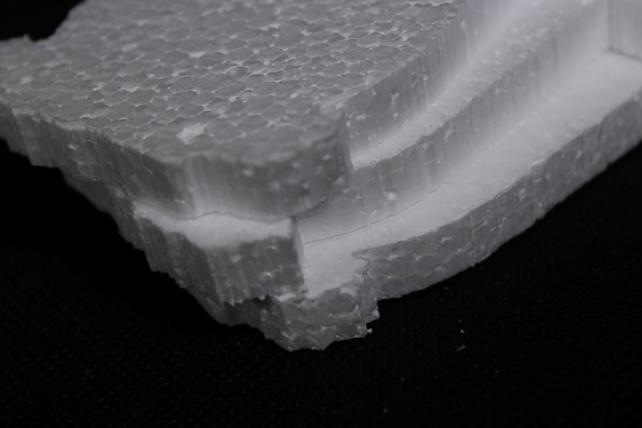 пенопластовая форма - гриб боровик вид 1, арт. гр-01