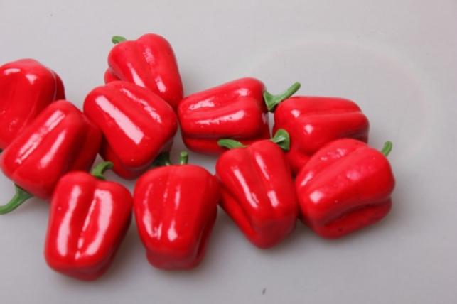 перец красный 4см (10шт)