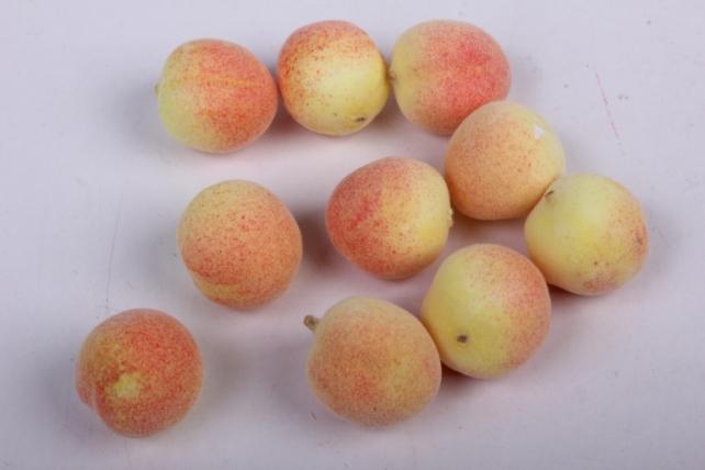 Персик 2 см (10 шт в уп)