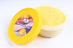Песок цветной 380гр лимонный (кварцевая крошка, фракция 0,5-1 мм)301527038109