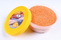 Песок цветной 380гр рыжий (кварцевая крошка, фракция 0,5-1 мм)301527038112