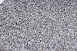 Песок цветной 380гр серый (кварцевая крошка, фракция 0,5-1 мм)301527038114