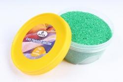 Песок цветной 380гр зеленый (кварцевая крошка, фракция 0,5-1 мм)301527038106