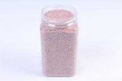 Песок декоративный в тубе (600гр) (фр.20-30) фиолетовый KR-46880 (И)