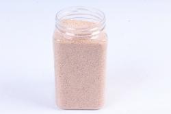 Песок декоративный в тубе (600гр) (фр.20-30) светло розовый KR-46877 (И)