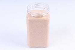 Песок декоративный в тубе (600гр) (фр.60-80) светло-розовый KR-46861