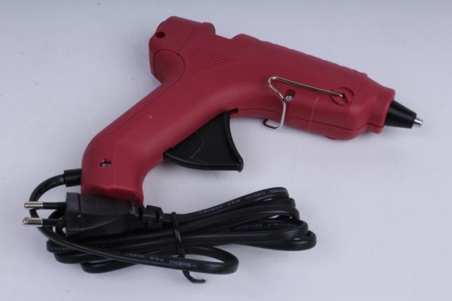 Пистолет термоклеевой 8814 (ПрофКлей) для стержней 1,1-1,2см