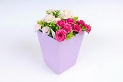 Плайм пакет  Пантон фиолетовый  00081115