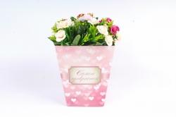 Плайм пакет  Романтика Сердце розовое00080658