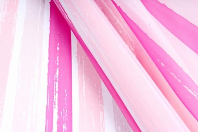 "Пленка матовая 60см*10м ""Весна"" пудра+розовый+малина (Н) 2081"