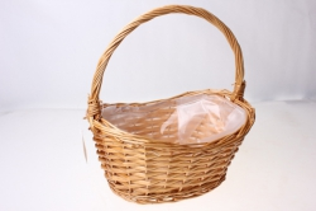 Плетеные корзины - 131701 Корзинка (24х16х11h)