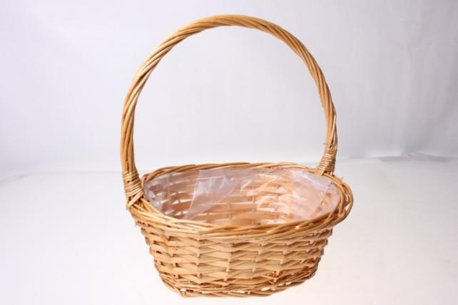 Плетеные корзины - 131801 Корзинка (23х17х9h)