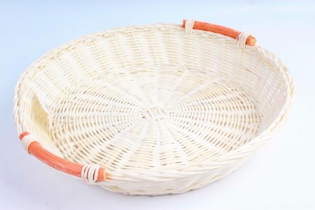 Плошка плетеная ( бамбук) - Круг