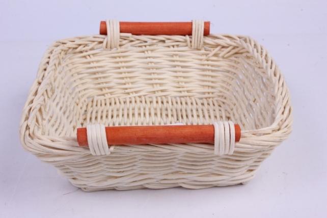 Плошка плетеная ( бамбук) - Квадрат  16*16*5см