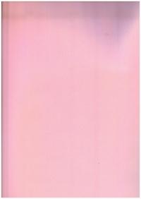 Подарочная бумага ГЛЯНЕЦ 100/000-61 Однотонная розовая 0,7*1м (10 лист.)