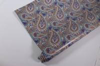 подарочная бумага - глянец 100/611 персия 0,7х1м (10 листов)