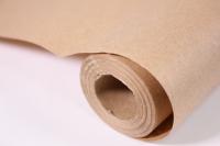 подарочная бумага крафт без рисунка (60гр*700мм*10метров) (беларусь)