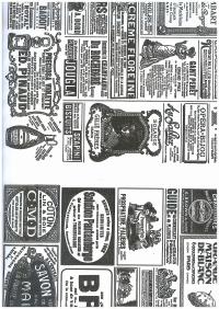 Подарочная Бумага - КРАФТ  Винтажная газета черная  0,7х1м в листах - На белом фоне (10 листов) М
