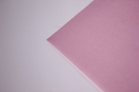 подарочная бумага пергамент розовая 11/61 (83смх10м)