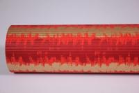подарочная бумага рифленая в рулоне - кора красная 50см*10м 131234-50/10,,184200