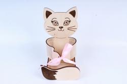 "Подарочная коробка ""Котёнок"" ФанераПУ479-00-0005"
