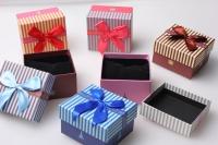 """Подарочная коробка """"Квадрат"""" (6шт. в упак.) (цена за 1 шт.) цвета в ассортименте"""