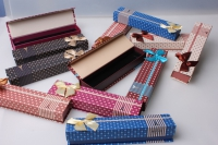 """Подарочная коробка """"Пенал"""" (12шт. в упак.) (цена за 1 шт.) цвета в ассортименте"""