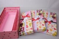 """Подарочная Коробка """"Прямоугольник""""  32,5*16,5*8,5см  набор из 3шт."""