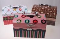 Подарочная коробка Сундук 18х15х12см