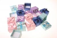 Подарочная Коробка Ювелирная 4*4*2,5см  (24 в упак.)