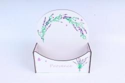 """Подарочная упаковка-конверт """"Provence"""" с лавандой  МДФ 3мм ПУ539-02-4300"""