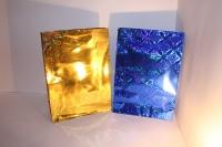 подарочные пакеты голография 18*23  (20 шт /уп)