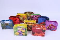 Подарочные пакеты ламинированные - 11х9 (20 шт в уп)