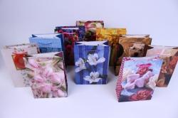 Подарочные пакеты ламинированные 14х20 (20 шт.)